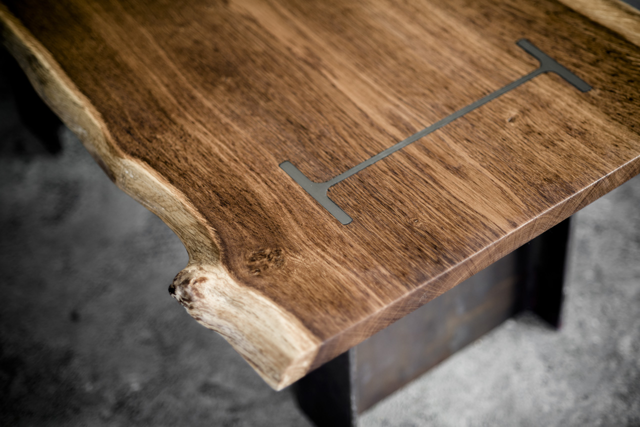 I beam coffee table 1 bespoke handmade furniture from english oak