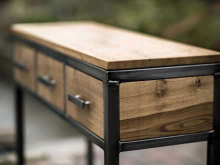 Bespoke Handmade Furniture From English Oak