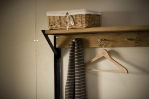 Hallway Coat Rack Bench