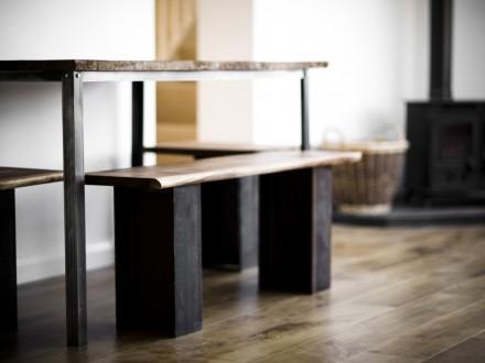 Solid English Oak dining/breakfast table